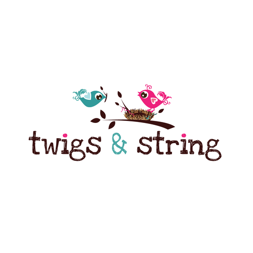 New logo wanted for twigs & string