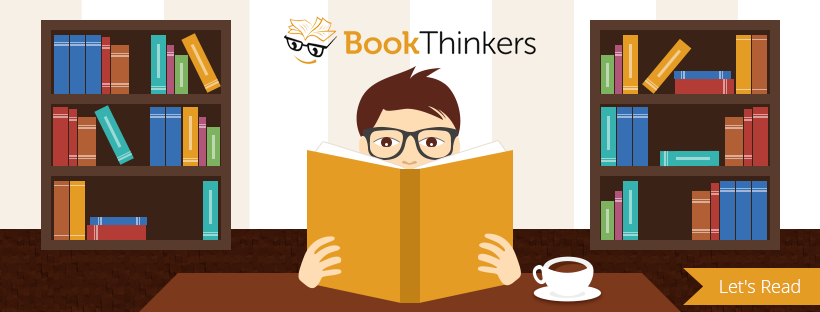 Help us spread the joy of reading!  Create a cover photo for BookThinkers