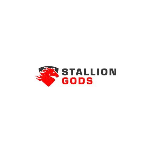 STALLION GODS Fitness logo