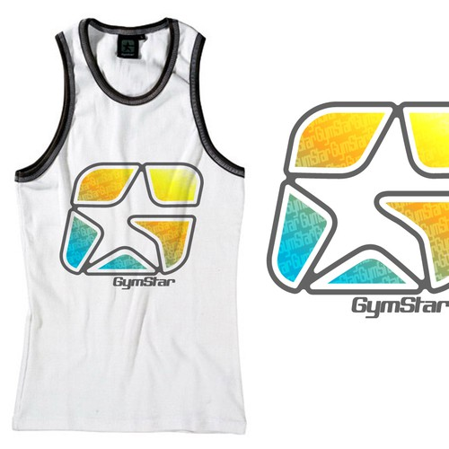 !!! NEW GYMSTAR TANK-TOP DESIGN NEEDED !!!