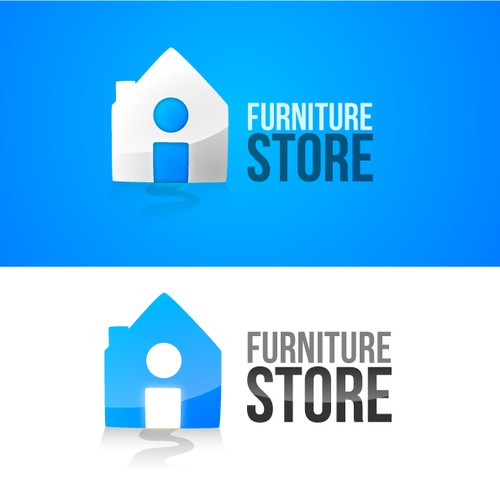 Create the next logo for iFurnitureStore