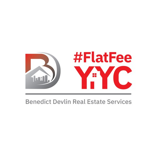 Logo for a real estate agency