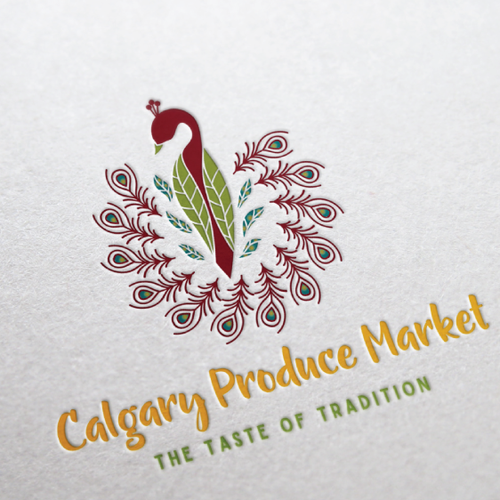 Logo for Calgary Produce Market
