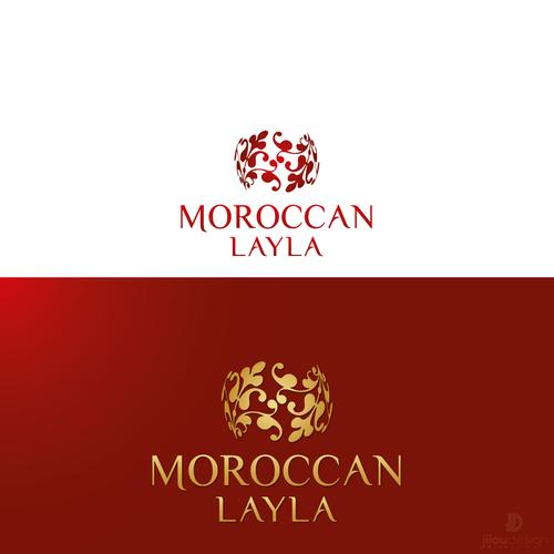 Moroccan layla logo