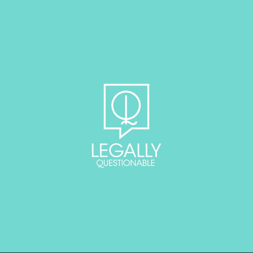 Logo design for legally questionable