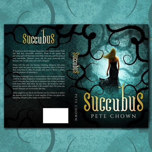 Succubus-Book Cover entry