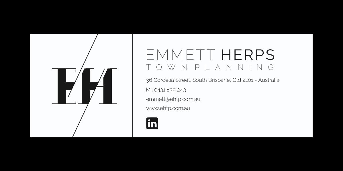 Emmett Herps Town Planning