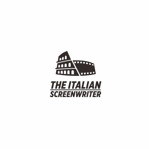 Logo for The Italian Screenwriter