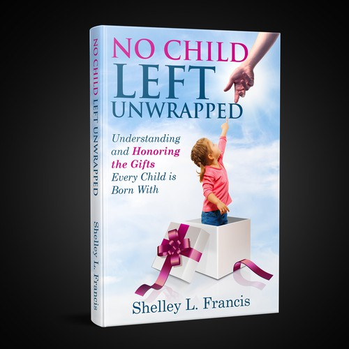 Cover for inspirational book on understanding the gifts children are born with