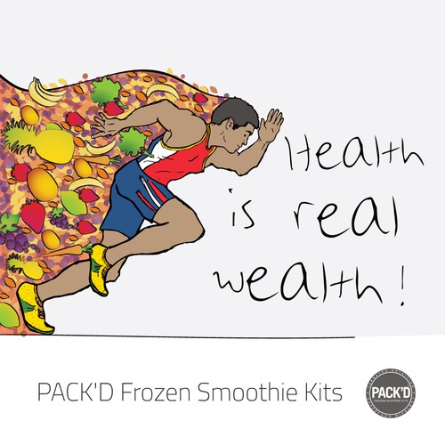 Health is real wealth