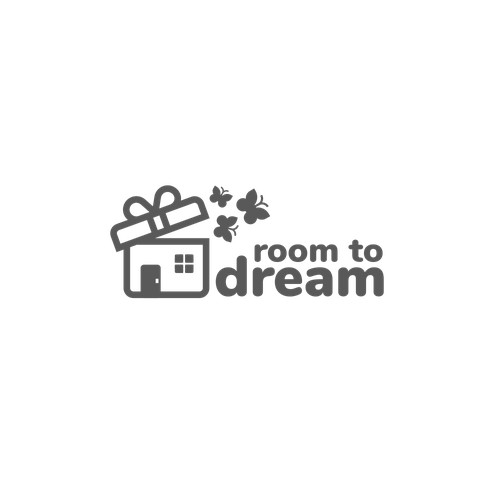 Logo concept for Room to Dream