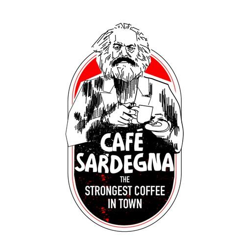 logo pour café