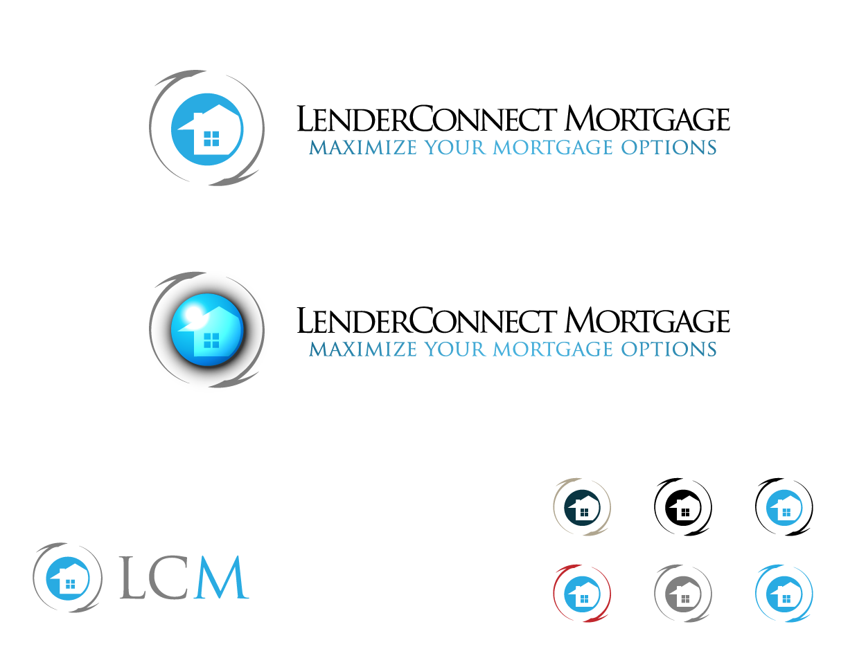 Help LenderConnect Mortgage with a new logo