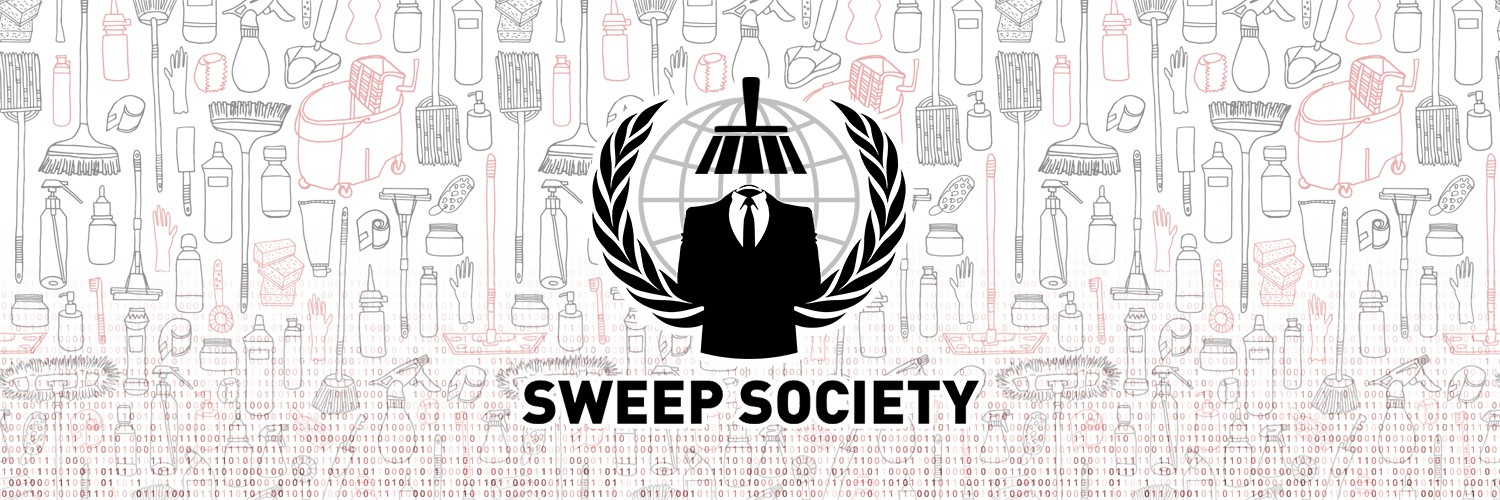 Sweep Society needs a standout Twitter design!