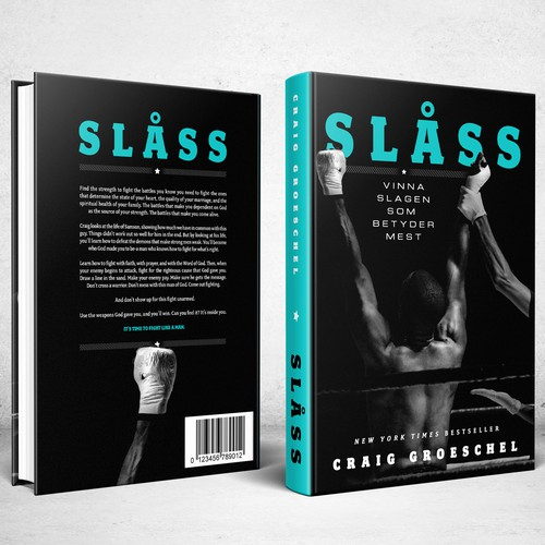 Book cover for Slåss (Fight)