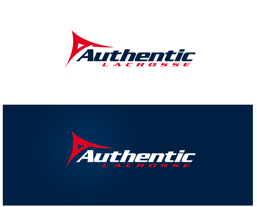 Help  Authentic Lacrosse with a new logo