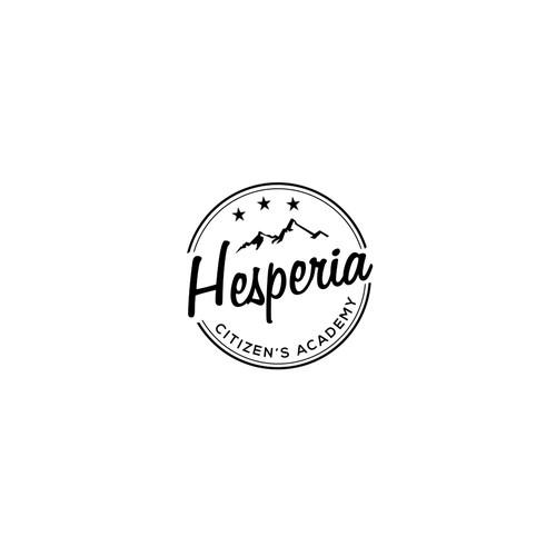 Community organization logo design concept