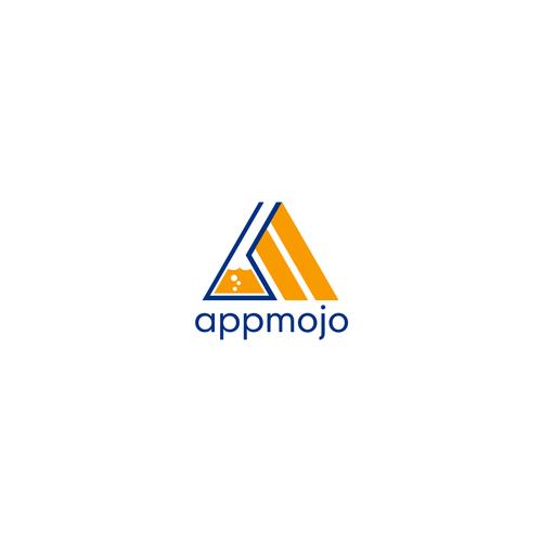 Appmojo logo concept
