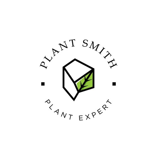 Urban, indoor plant shop needs a beautiful, bold logo.
