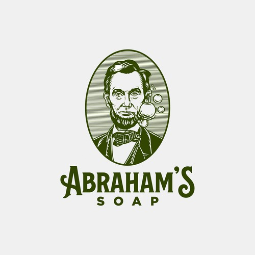 Logo Concept for Abraham's Soap