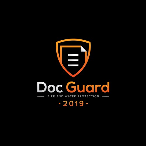 Design a winning logo for DocGuard