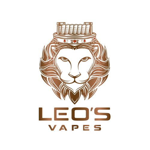 logo for Leo's Vapes