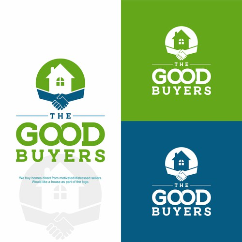 logo for the good buyers