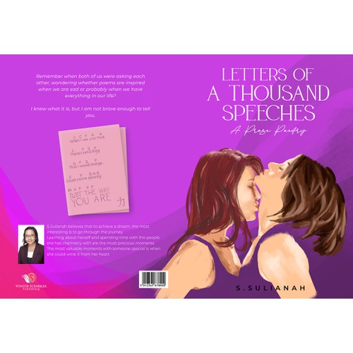a letter of thousand speeches book cover
