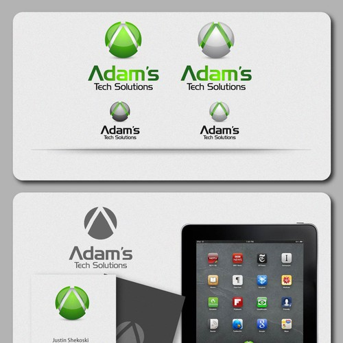 New logo wanted for Adam's Tech Solutions