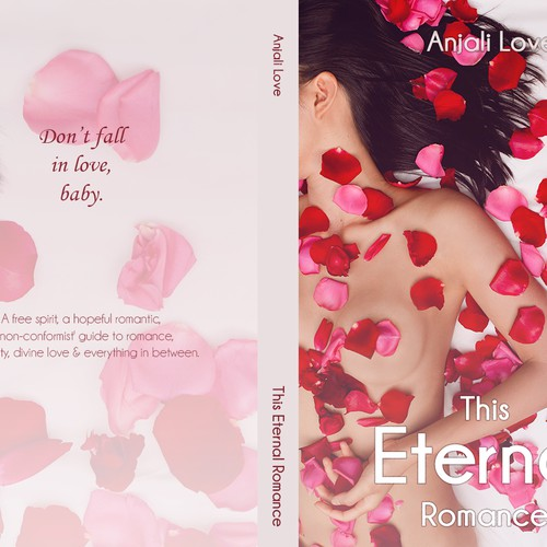 Book Cover Design for This Eternal Romance