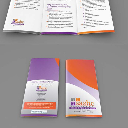 Help SASHC build a brilliant brochure