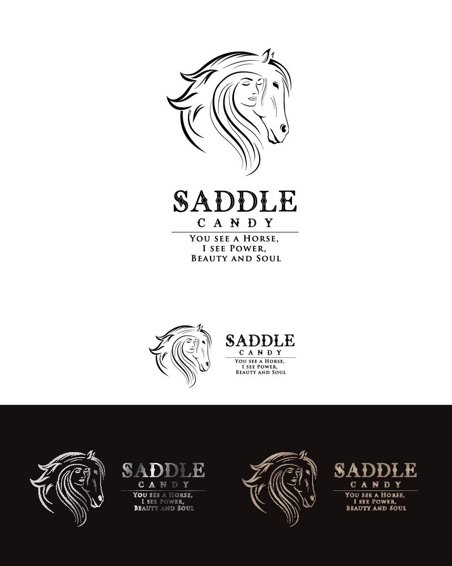 Saddle Candy Brand Identity