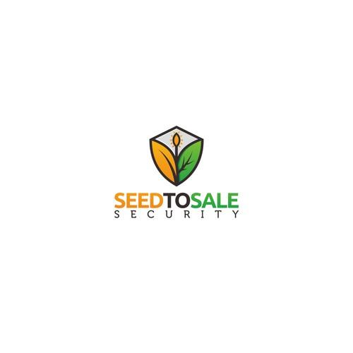 Plant cares logo