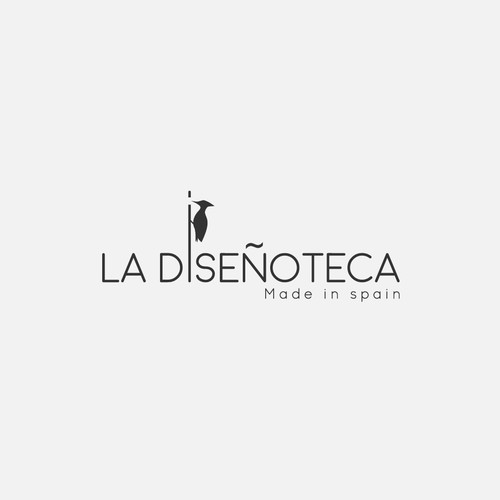 Logo for a furniture design firm