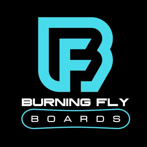 Eye Catching and Fun Logo for Snowboard Company - Rapid Feedback Given