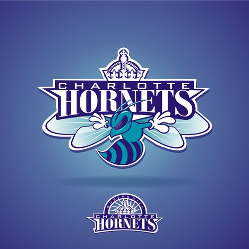 Community Contest: Create a logo for the revamped Charlotte Hornets!