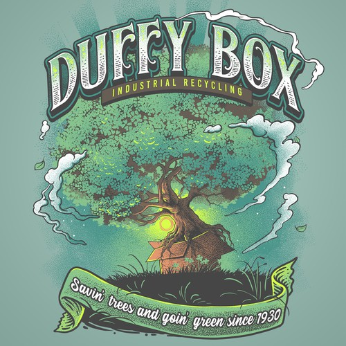 duffy box industrial recycling