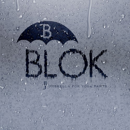 New logo wanted for BLOK (Men's pants)