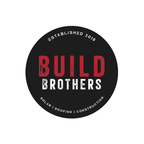 Logo Concept for Build Brothers