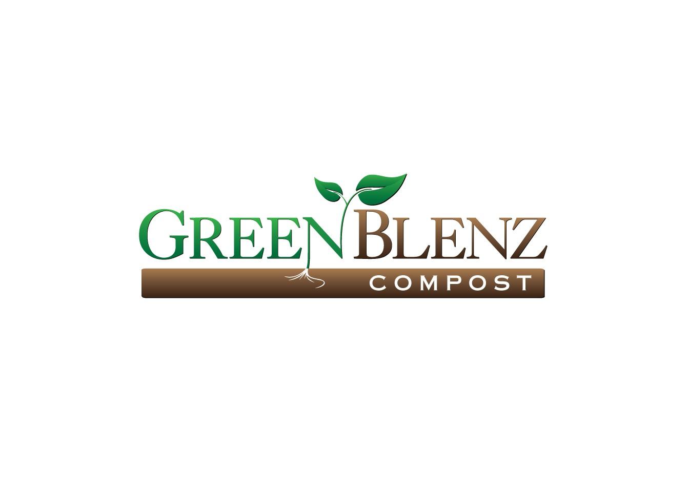 Green Blenz Compost needs a new logo