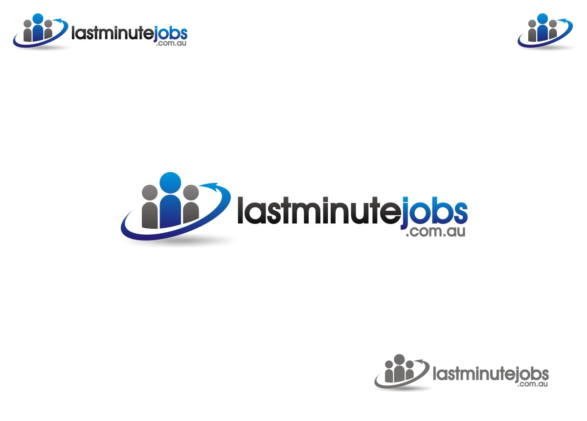 Help LastMinuteJobs.com.au with a new logo