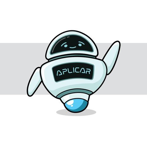 Mascot design for Education Platform
