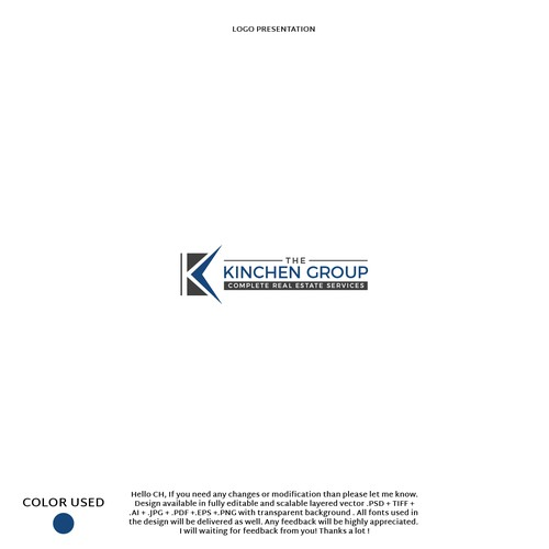 Logo for The Kinchen Group