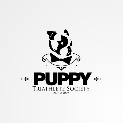 Puppy Triathlete Society needs a new logo
