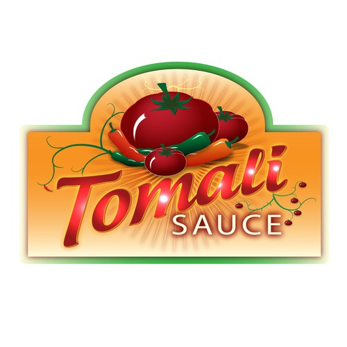 Label for Tomali Sauce