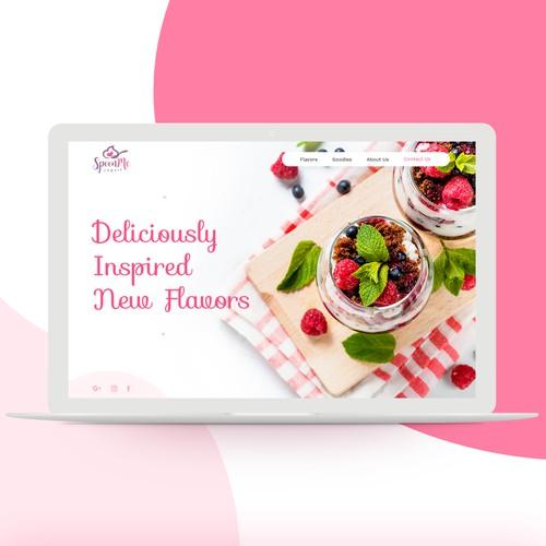 Spoon Me Yogurt - Home Page