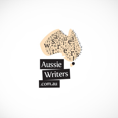 Create the next logo for Aussiewriters