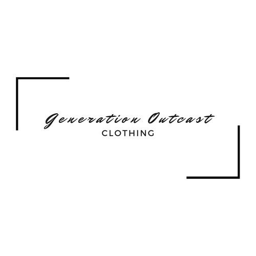 Logo for a trendy fashion brand