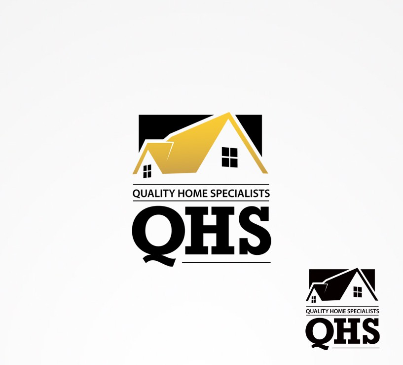 Quality Home Specialists (QHS) needs a new logo