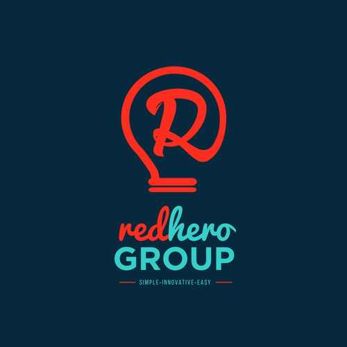 Red Hero Group Start Up. Wins first contract with Google. Needs Awesome Brand Inc 3D Business Card!